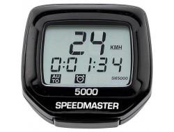 Sigma BC 5000 Speedmaster Fietscomputer met kabel