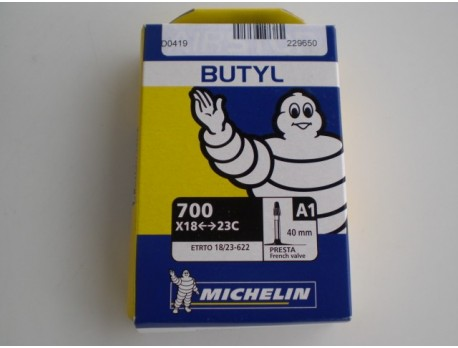 Binnenband Michelin 700x18-23c