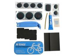 fietsband reparatiedoos xl